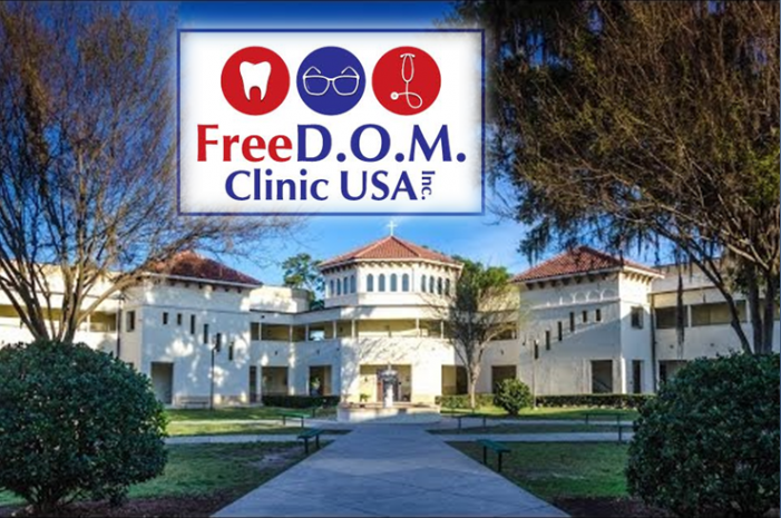 Free dental, vision, and multiple medical services event