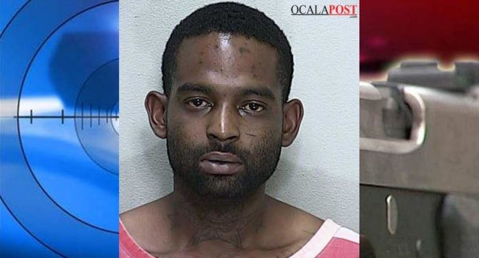 Shooting, felon charged with attempted murder, information wanted