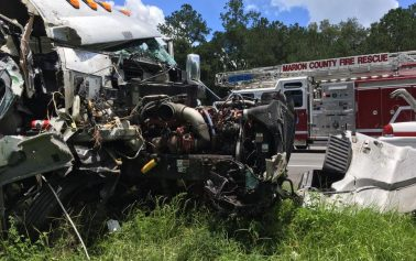 I-75 accident kills band member, injures six others