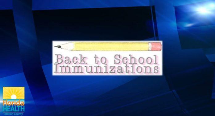 Back to school walk-in immunization clinics