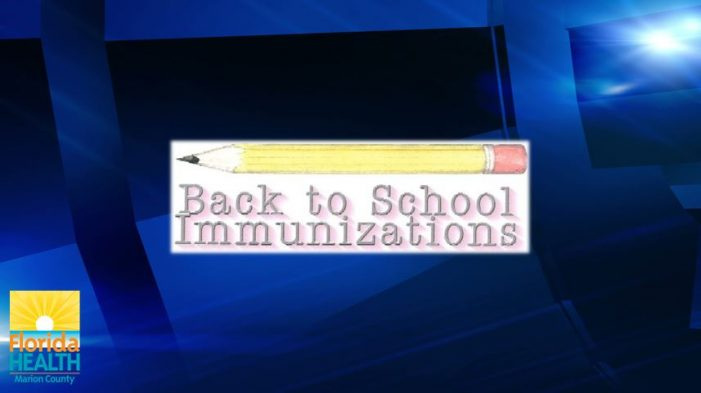 Back to school walk-in immunization clinics