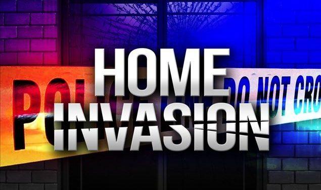 Home invasion suspect shot, killed
