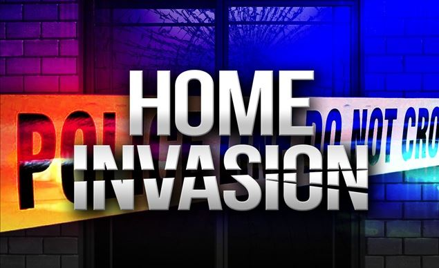 Home invasion suspect shot, killed