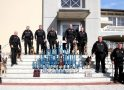 Entire K-9 Unit suspended