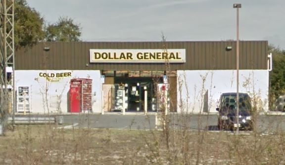 Silver Springs Shores Dollar General armed robbery suspect on the loose