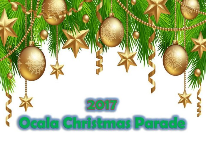 2017 Ocala Christmas Parade
