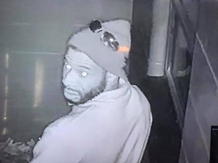 Masturbator wanted by police