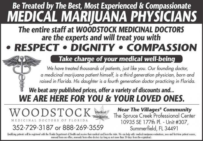 Medical marijuana office now open