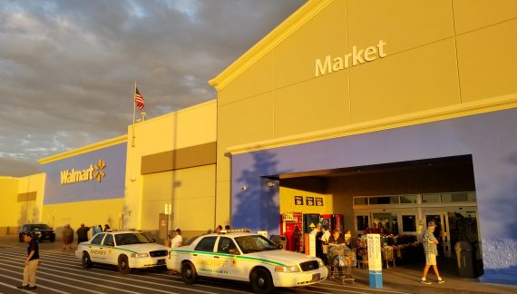 Bomb threat prompts Wal-Mart evacuation