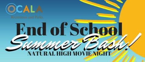 End of School Summer Bash and Movie Night