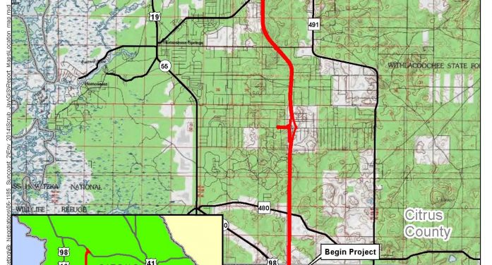 Lawsuit filed to stop Suncoast Parkway construction