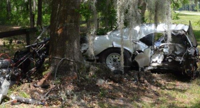 FHP: Street racing cause of fatal crash, second driver sought