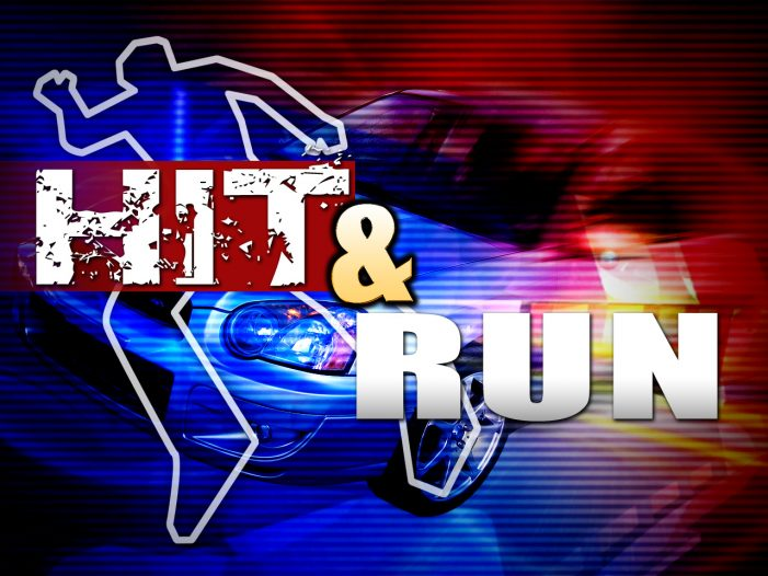 Pedestrian killed in hit-and-run