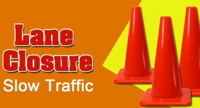 ALERT: Several upcoming lane closures for Marion County