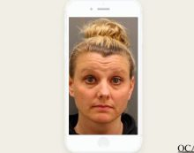 Mother arrested for taking 15-year-old daughter's cell phone