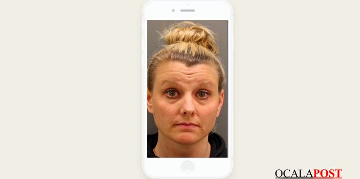 jodie may, cell phone, iphone 6, michigan news, mom arrested for discipline