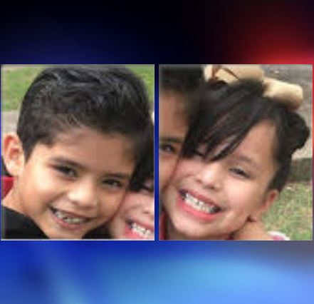 ACTIVE AMBER ALERT – Two children missing