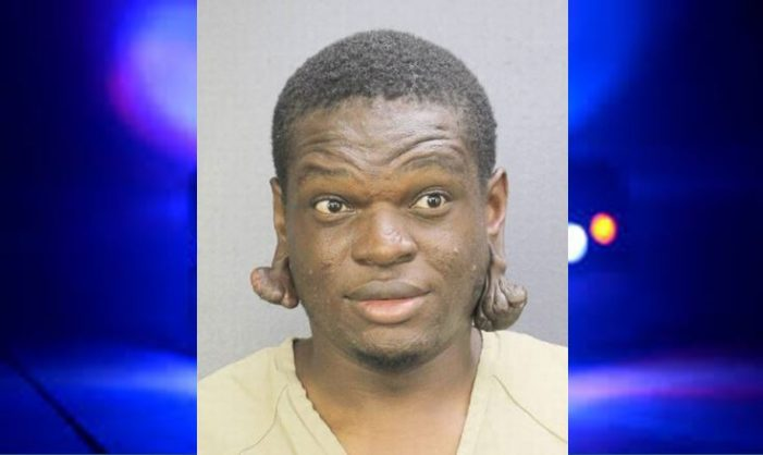 Man stole ambulance so he could get home