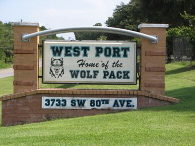 West Port High School student referenced guns, not a threat to others