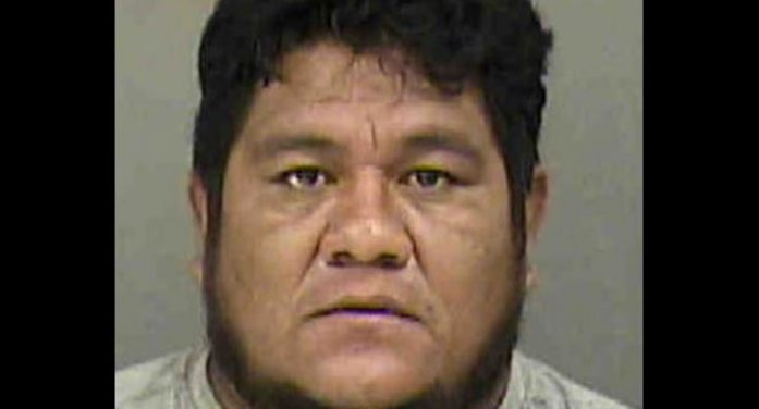 Illegal immigrant rapist arrested in Forsyth County