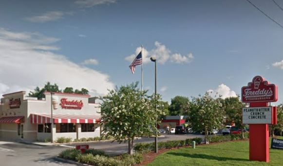 Freddy's Frozen Custard & Steakburger was shut down following complaint, allowed to reopen after 24-hrs