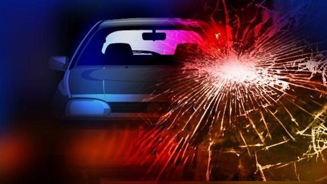 Deputy hospitalized after he crashed patrol vehicle.