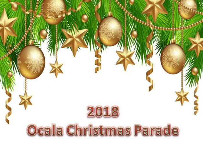 2018 Ocala Christmas Parade
