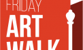 First Friday Art Walk of the year