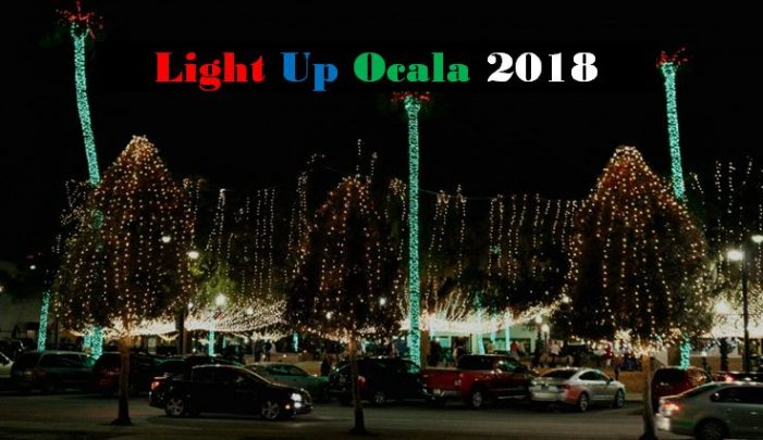 Light Up Ocala 2018