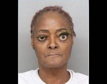 Woman poured boiling hot grease on another person