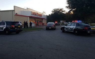 Man allegedly waved gun inside a Family Dollar