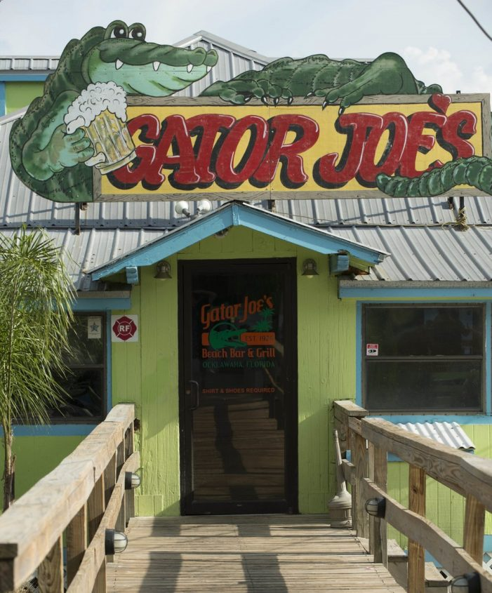 Gator Joe's, high priority violations