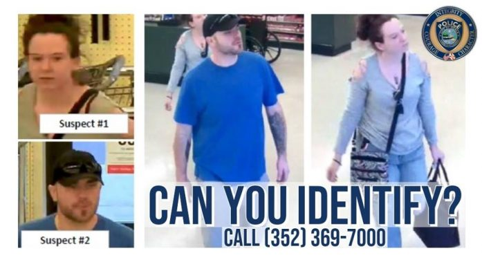 OPD needs your help identifying these criminals