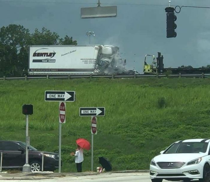 FHP ALERT — Fatal crash, I-75 northbound lanes closed