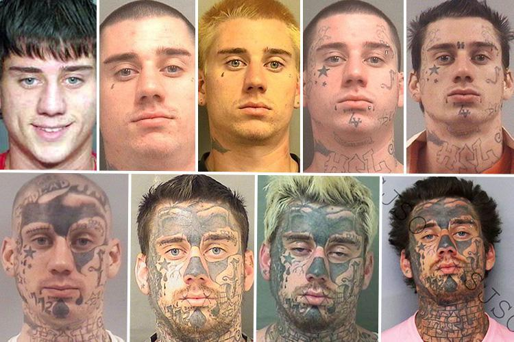 tattoo face, ocala news, ocala post