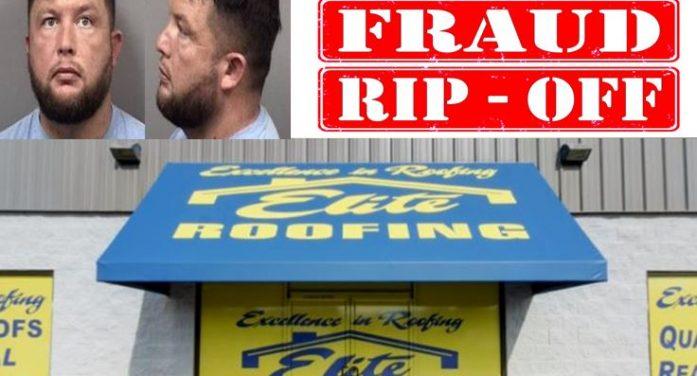 Owner of roofing company under criminal investigation