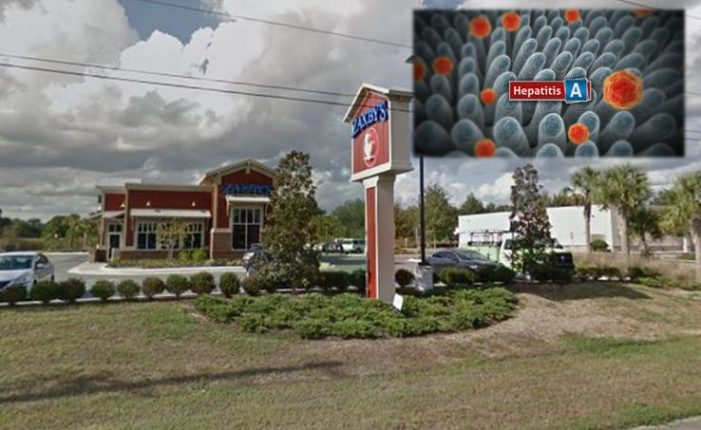 HEALTH ALERT: Hepatitis A vaccination recommended after Zaxby's worker tested positive