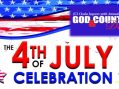 50th annual God and Country Day festival