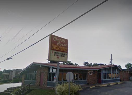 Charlie Horse Restaurant shut down for roach infestation