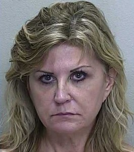 Mary Ann Staley arrested for dui