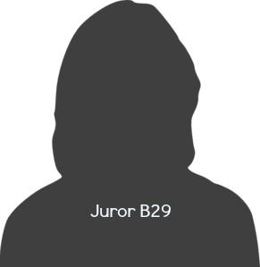 Juror B29 From The Zimmerman Trial