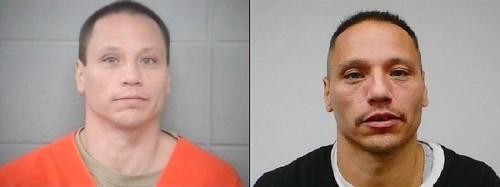 Investigators released two photos of Bernard Fish, 46.