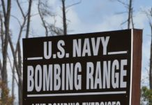 Navy Bombing Range Ocala National Forest Florida Ocala Post
