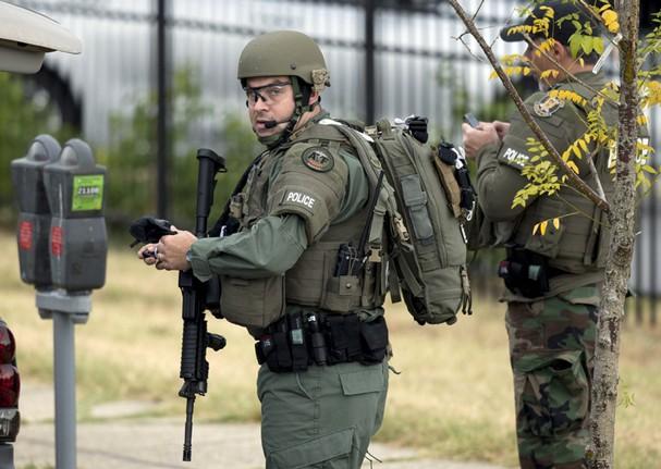 Washington DC Naval Yard Shooting