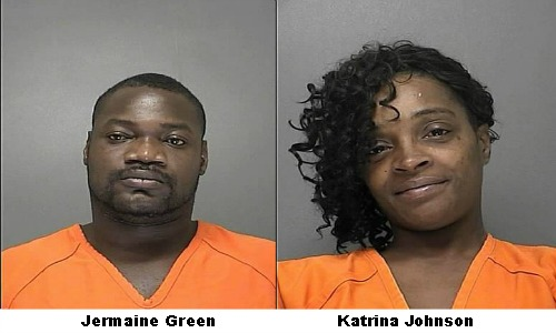 Jermaine Green, Katrina Johnson, daytona beach, ocala news, ocala post