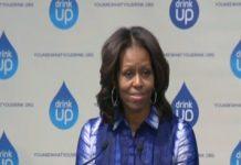 Michelle Obama, drink up, ocala,