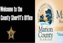 Sheriff Chris Blair, Kathy Bryant, ocala, ocala news