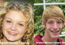 Michigan teens found ,Jayden Nicole Thomas,Braxton Micheal Edward Wood,ocala