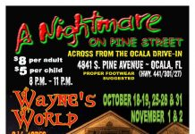 waynes world, ocala, ocala post, ocala news, op, halloween 2013
