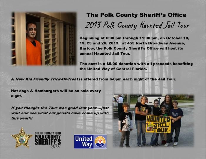 Polk County Haunted Jail Tour
